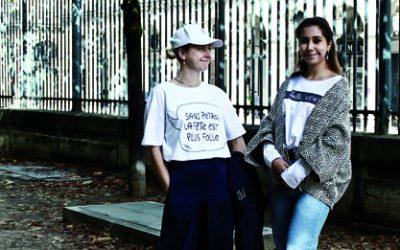Portrait #4 Arielle Levy pour Fashiongreenlab