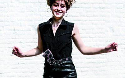 Portrait #6 Yolande Revive Clothing Lab – MEL MAKERS –