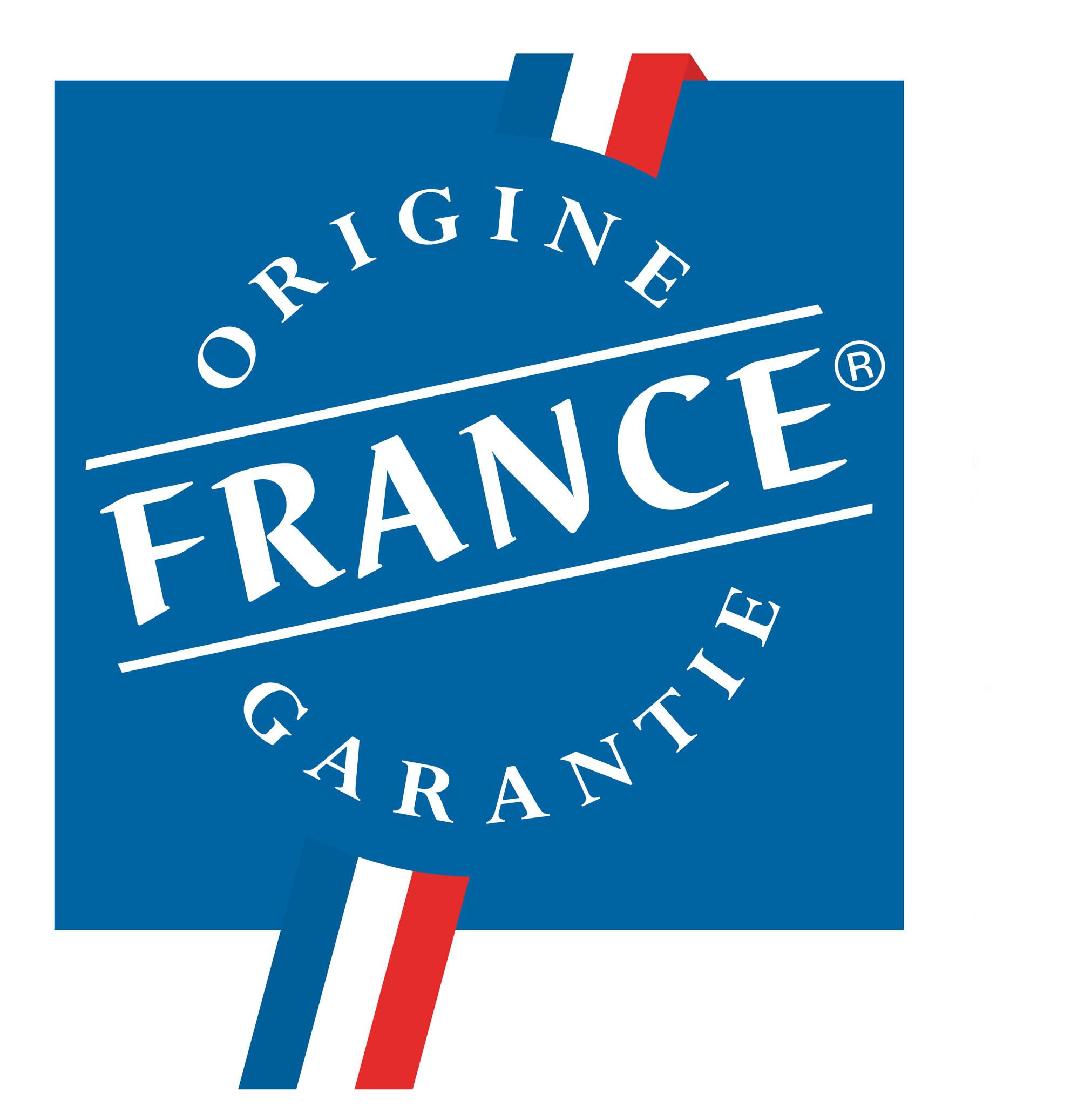 Logo label origine france garantie
