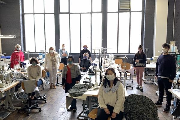 Le t-shirt engagé par Fashion Green Hub : une histoire créative de savoir-faire