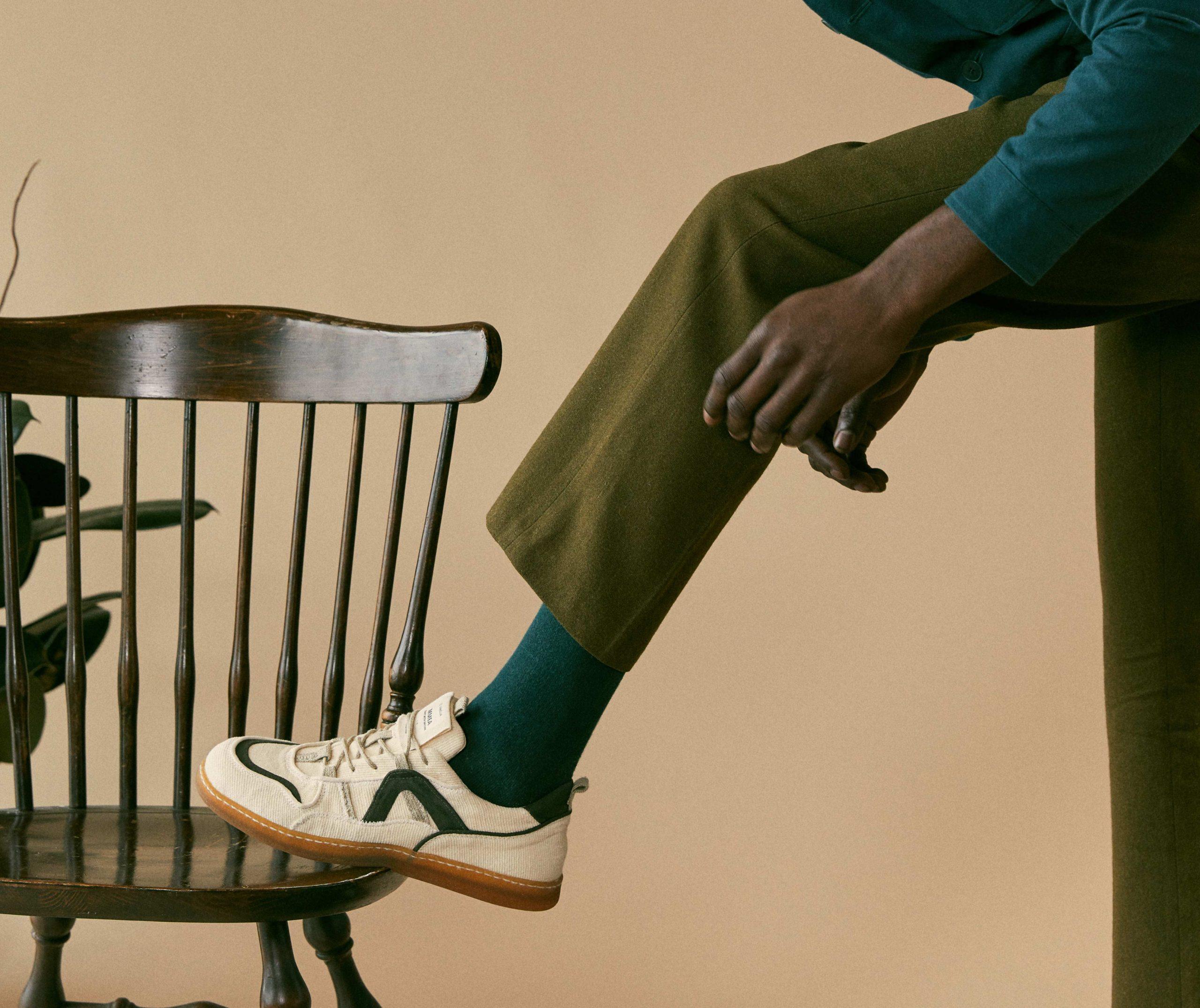 Umoja Shoes, MMEA chaussure 100% vegetale pour homme et femme