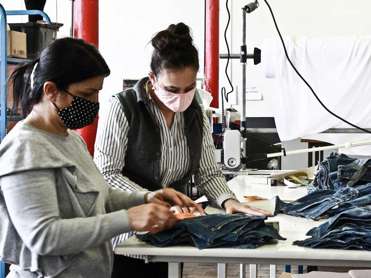 Atelier Plateau Fertile couturière