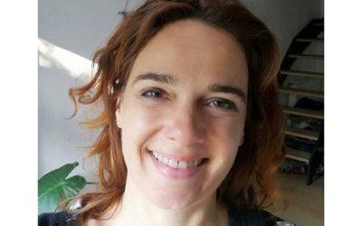 Isabelle Dayde, pilote du groupe de travail lin