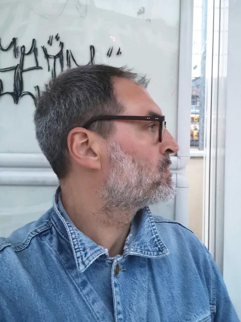 Stéphane Van Dorpe, créateur de Poesieandsong
