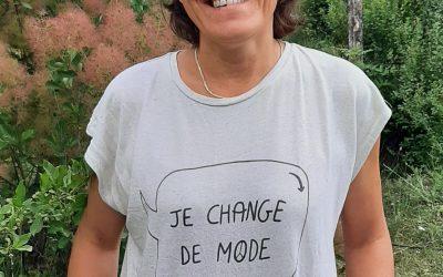 Caroline Muller en route vers la distribution de la mode durable